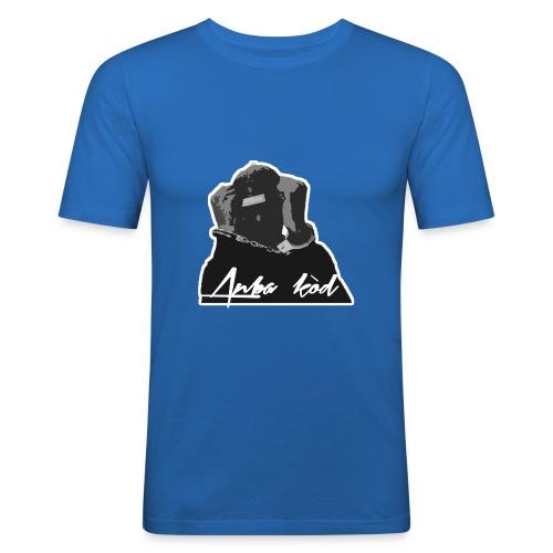 ANBA by KOD-Fuck'em - Men's Slim Fit T-Shirt