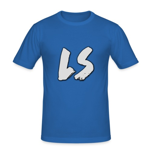 ls logo - slim fit T-shirt
