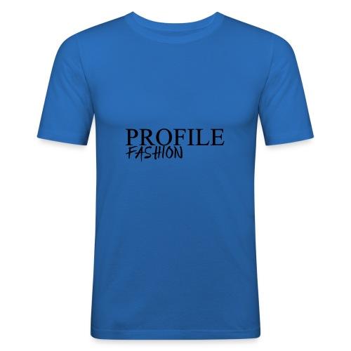 profile fashion - T-shirt près du corps Homme