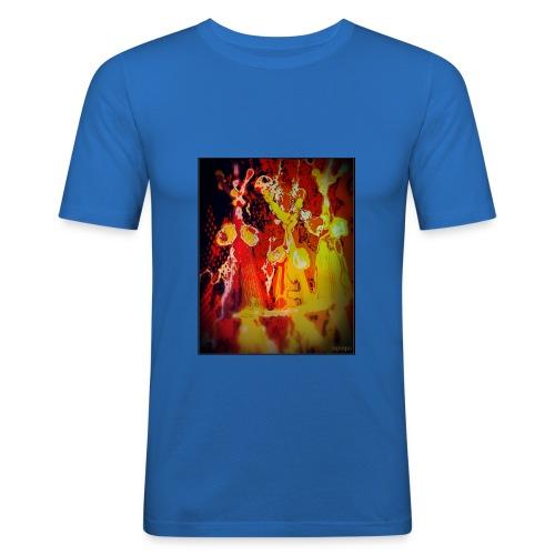 Party girls - Männer Slim Fit T-Shirt