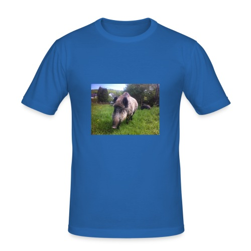 181371_341012232638136_750418921_n - Männer Slim Fit T-Shirt