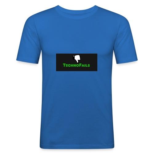 TechnoFails :( - Men's Slim Fit T-Shirt
