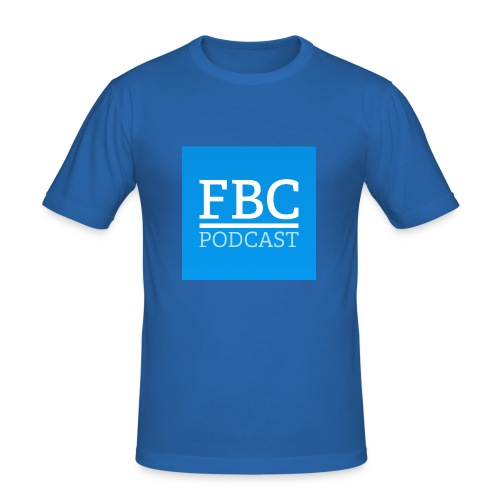 fbc-podcast merchandise - Männer Slim Fit T-Shirt