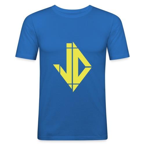 JayD - Männer Slim Fit T-Shirt