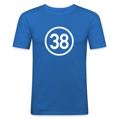 Grenoble, 38 isère - T-shirt près du corps Homme