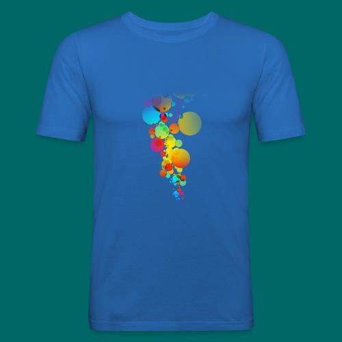 BUBLE - Men's Slim Fit T-Shirt