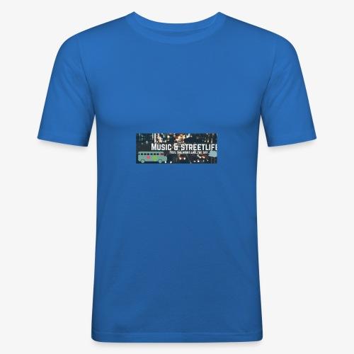 BeFunky Design - T-shirt près du corps Homme
