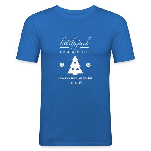 HitTheJack - Christmas - T-shirt près du corps Homme