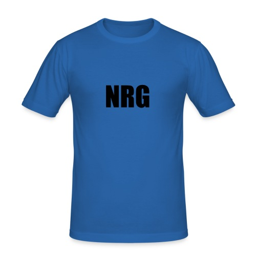 NRG - Männer Slim Fit T-Shirt