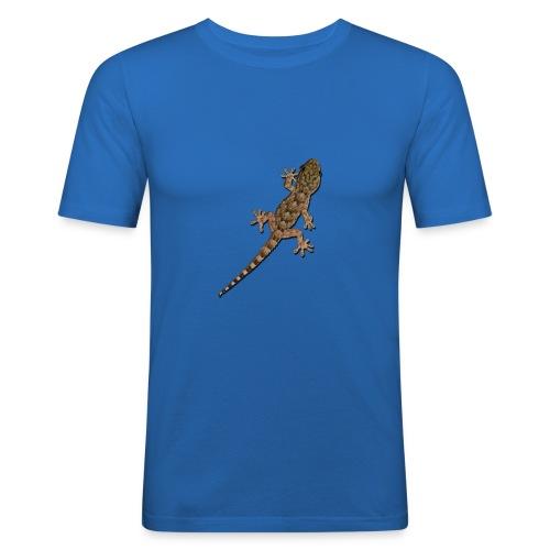 Gecko - Männer Slim Fit T-Shirt