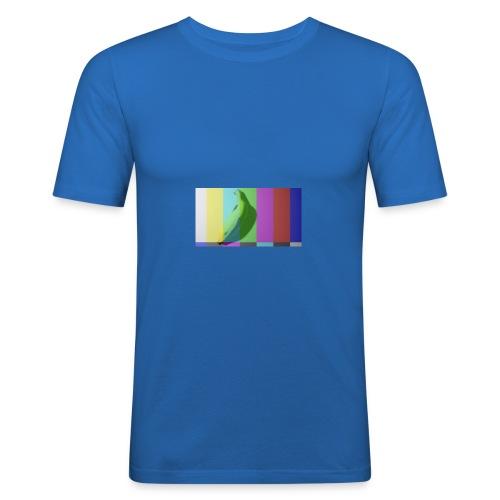 Banans Not in tv - Männer Slim Fit T-Shirt