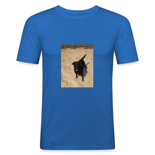 Sandpfoten - Men's Slim Fit T-Shirt