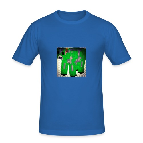 Mooshie jumper - Men's Slim Fit T-Shirt
