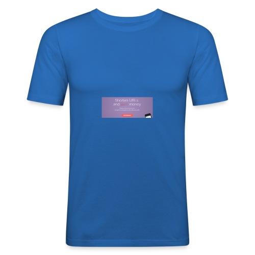 Captura - Camiseta ajustada hombre