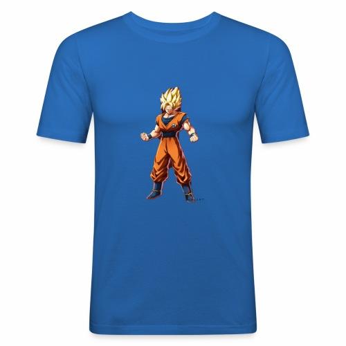 E68A68A2 0373 4006 BF83 6454CF8D3558 - Männer Slim Fit T-Shirt