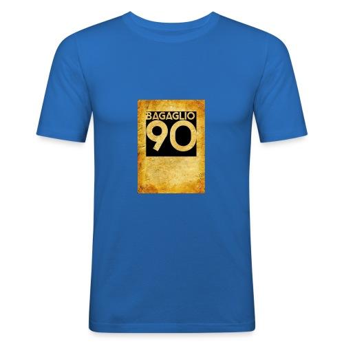 Anni 90 - Maglietta aderente da uomo