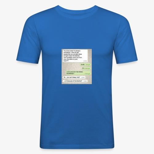 Humor - Slim Fit T-skjorte for menn