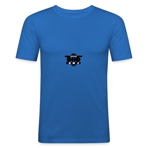 DionHD LOGO - Männer Slim Fit T-Shirt