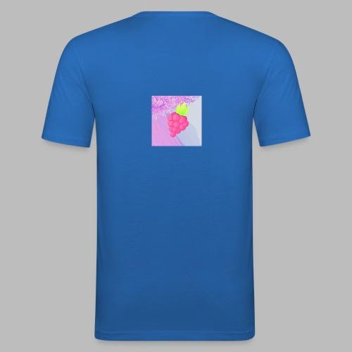 Rose KoKaine - Men's Slim Fit T-Shirt