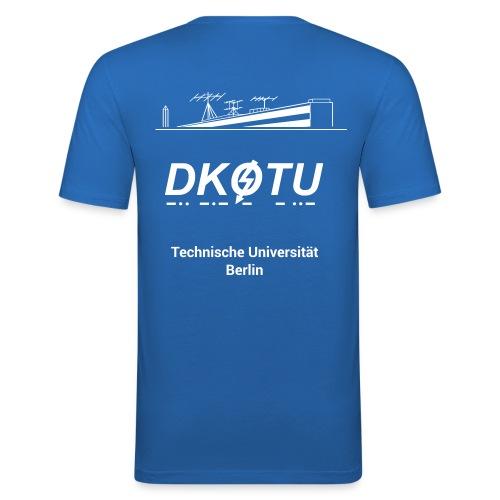 DK0TU Template Test 1 - Männer Slim Fit T-Shirt
