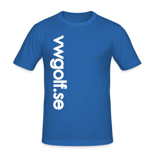 vwgolf se - Slim Fit T-shirt herr