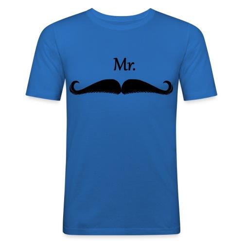 Mr - T-shirt près du corps Homme