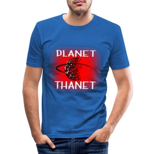 Planet Thanet - Made in Margate - Men's Slim Fit T-Shirt