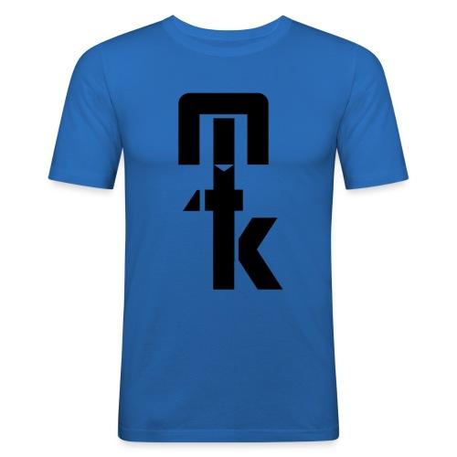 Logo MTK 2017 2 0 png - T-shirt près du corps Homme