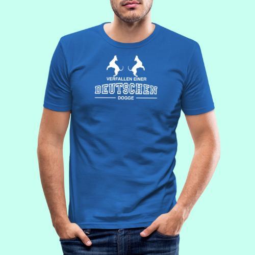 Sprungnestoren duo - Männer Slim Fit T-Shirt