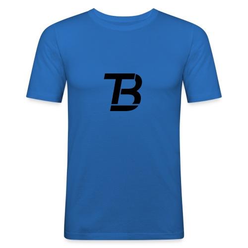 brtblack - Men's Slim Fit T-Shirt