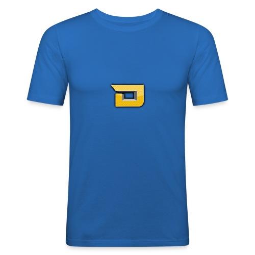 shirtontwerp - Mannen slim fit T-shirt