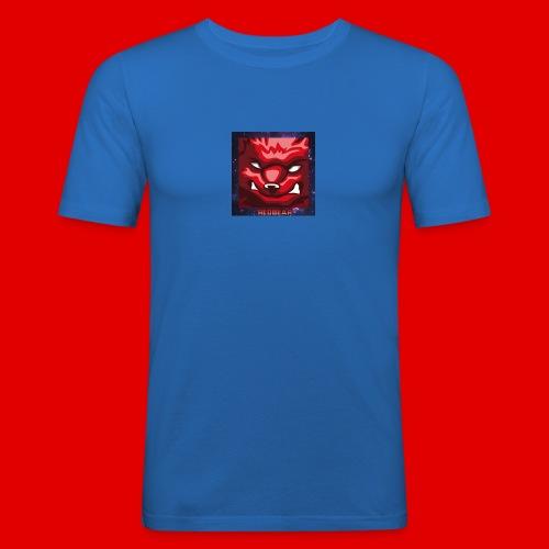 Team redBEAR Official Shirt - Slim Fit T-shirt herr