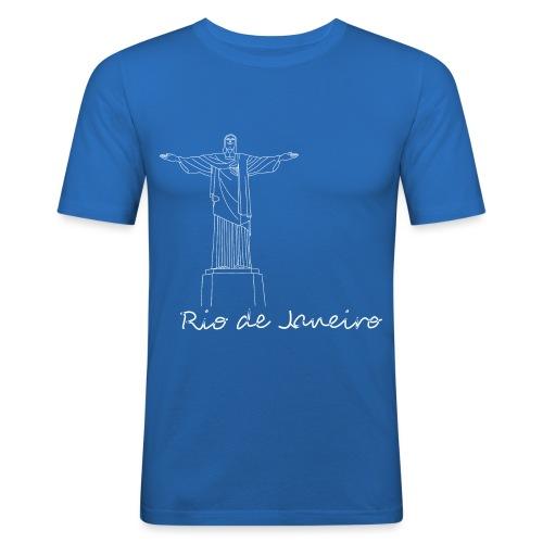 Rio de Janeiro - Maglietta aderente da uomo