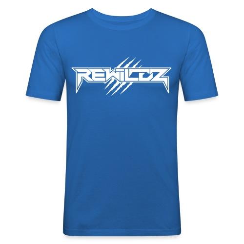 Rewildz White Edition - Camiseta ajustada hombre