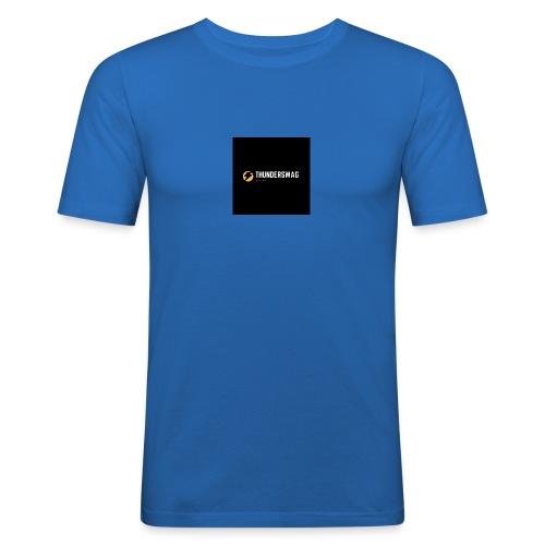 thunderswag - T-shirt près du corps Homme