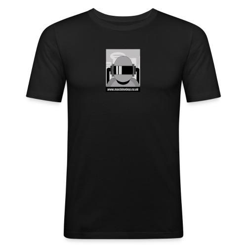 Machine Boy - Action Figures - Men's Slim Fit T-Shirt