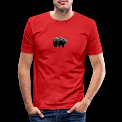 #bärik - Männer Slim Fit T-Shirt