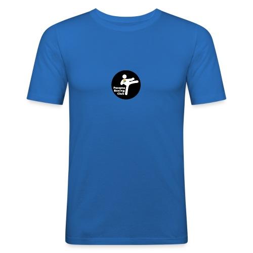 logo PBC - T-shirt près du corps Homme