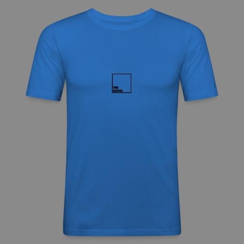 Kissel JAC LINE - Mannen slim fit T-shirt