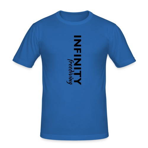 Infinity - Männer Slim Fit T-Shirt