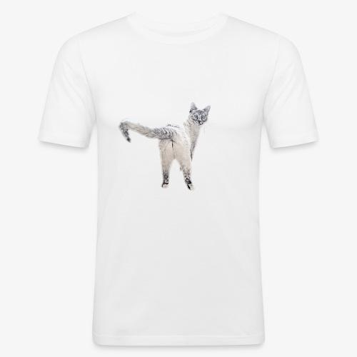 snow1 - Men's Slim Fit T-Shirt