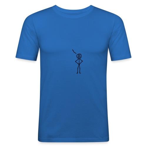 Stickman Forthright - Men's Slim Fit T-Shirt
