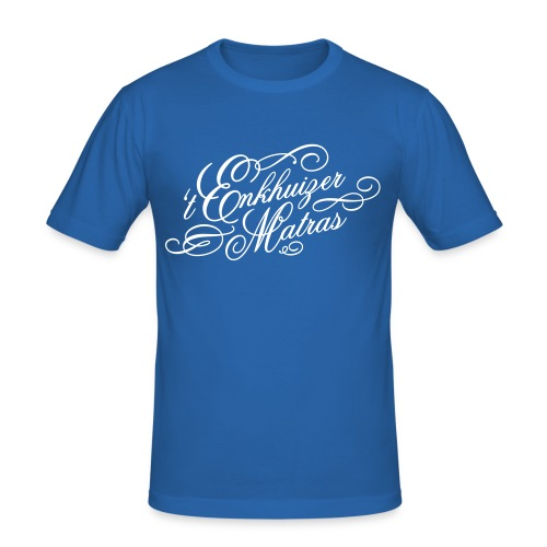 t Enkhuizer Matras - slim fit T-shirt