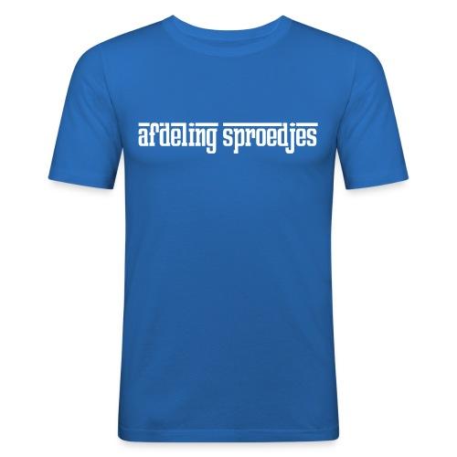 afdeling sproedjes - slim fit T-shirt