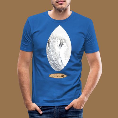 maverick surf - Camiseta ajustada hombre