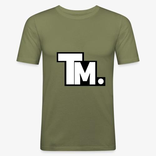 TM - TatyMaty Clothing - Men's Slim Fit T-Shirt