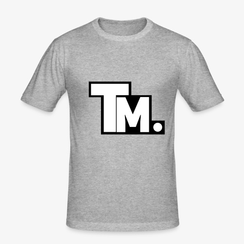 TM - TatyMaty Clothing - Men's Slim Fit T-Shirt