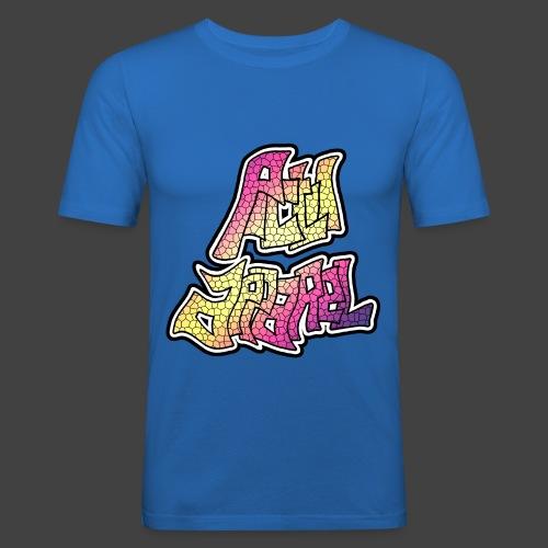 PA LOGO - 6 - Men's Slim Fit T-Shirt