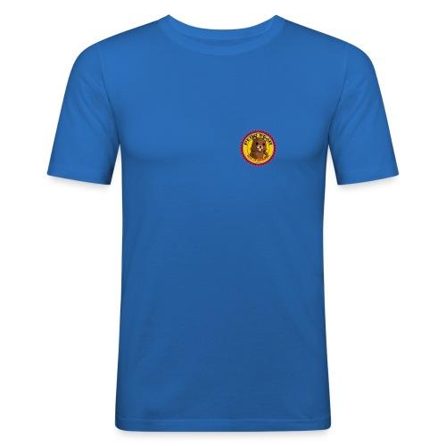 pedobaer - Männer Slim Fit T-Shirt