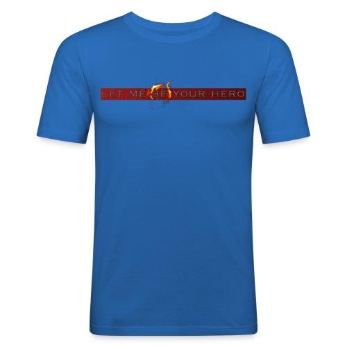 camisetas para parejas enamoradas - Camiseta ajustada hombre